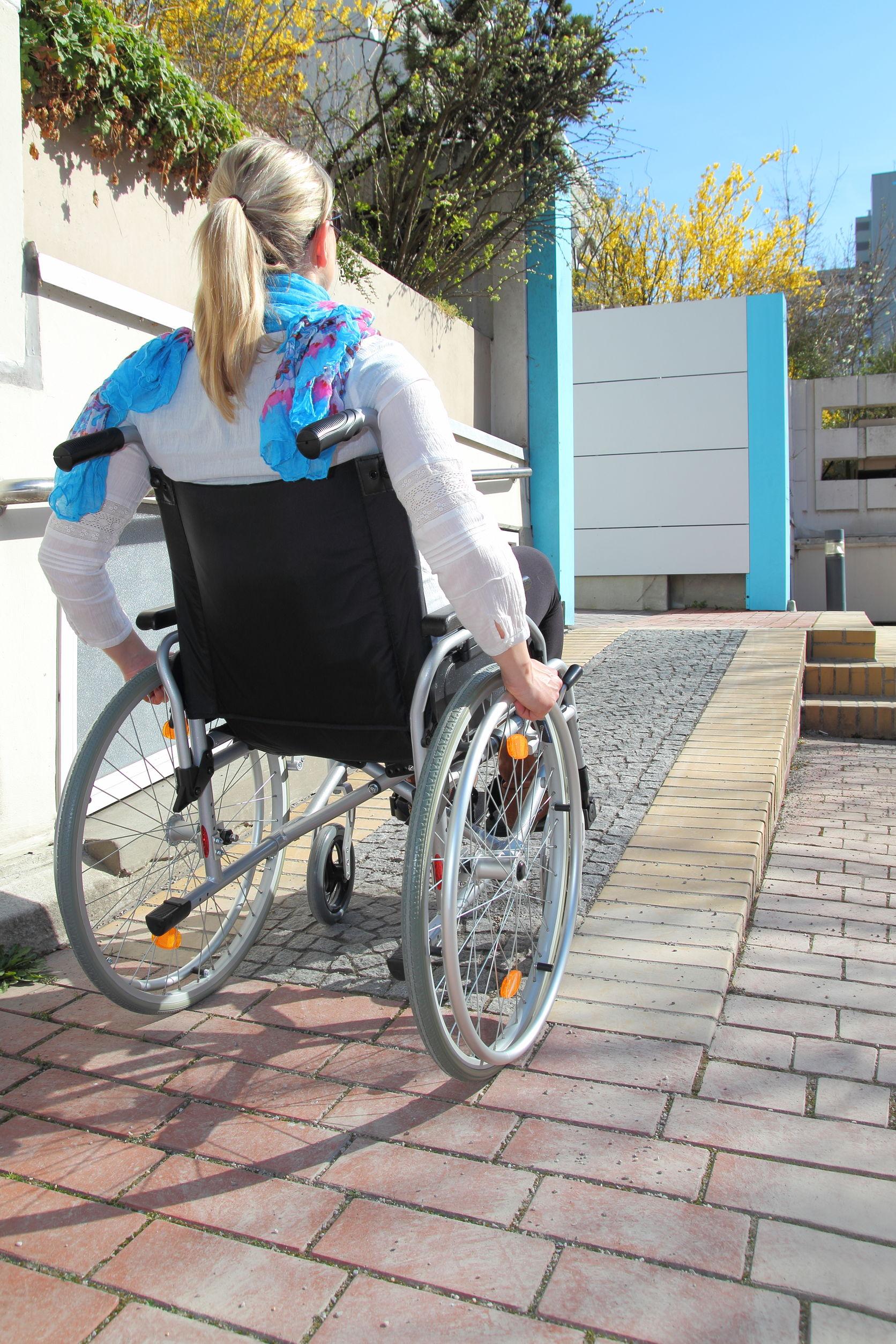 Normativa de accesibilidad de edificios - Gestin