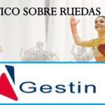 Gestin con el patinaje artístico en el Latina Grupos Show