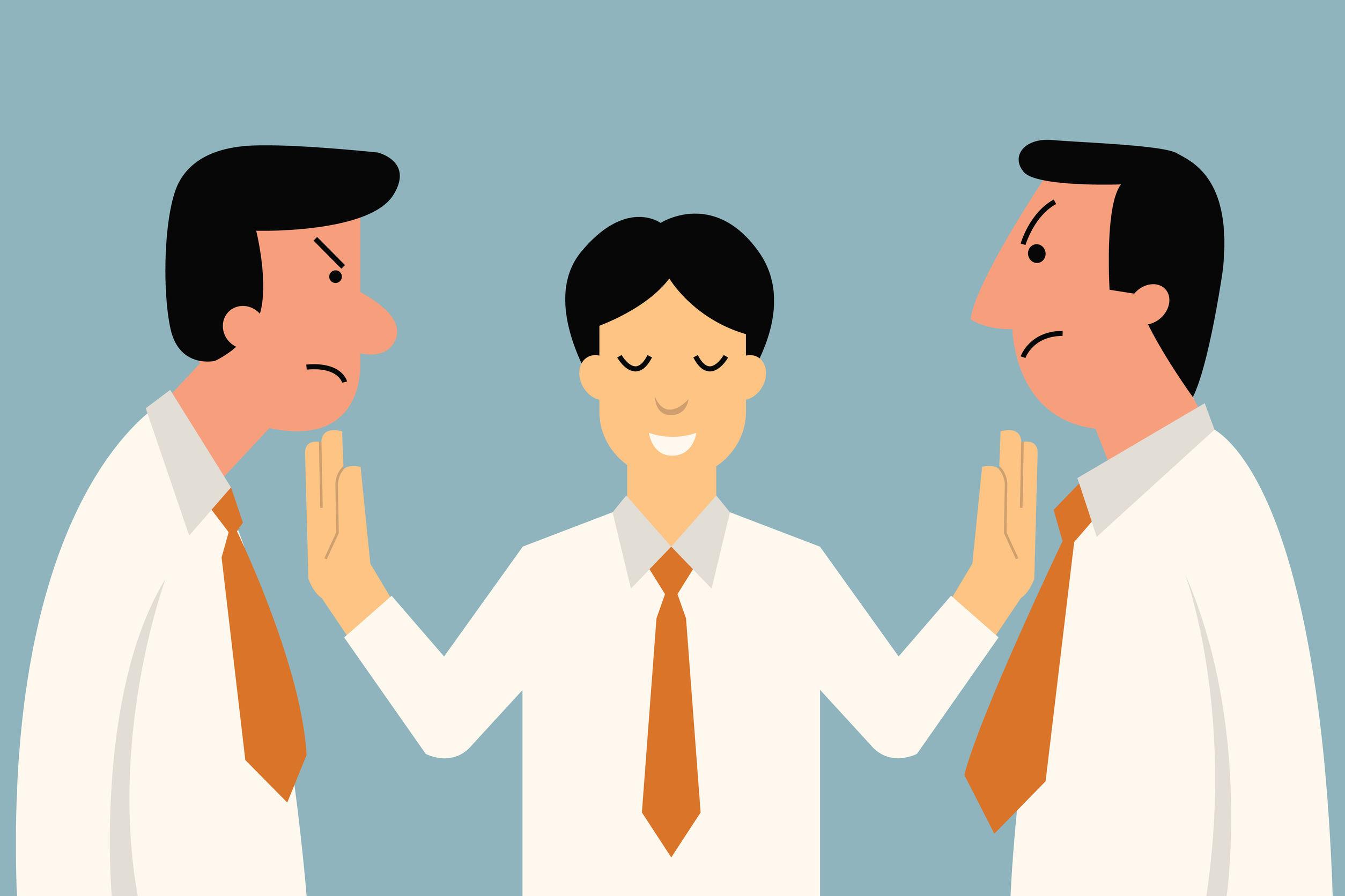 La mediación para resolver conflictos en la comunidad