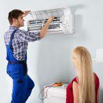 Problemas en la comunidad por instalación del aire acondicionado